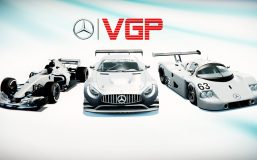 Mercedes-Benz Virtual GP Announcement
