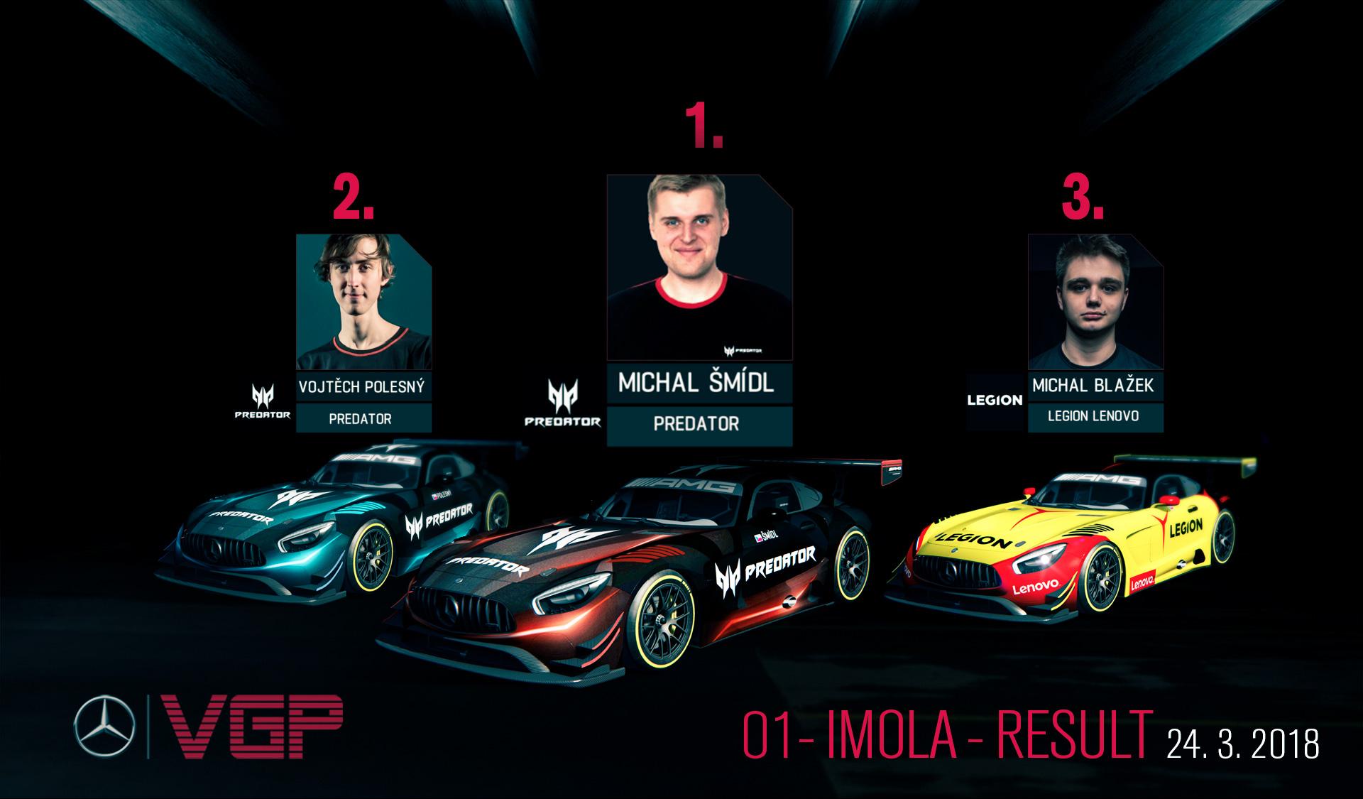 Imola TOP3