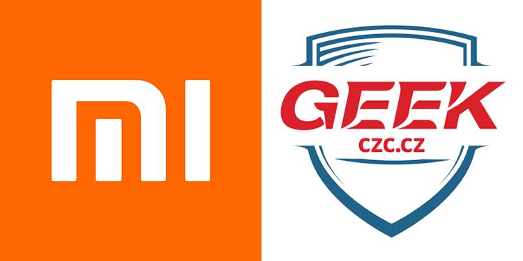 Xiaomi GEEK CZC.cz logo