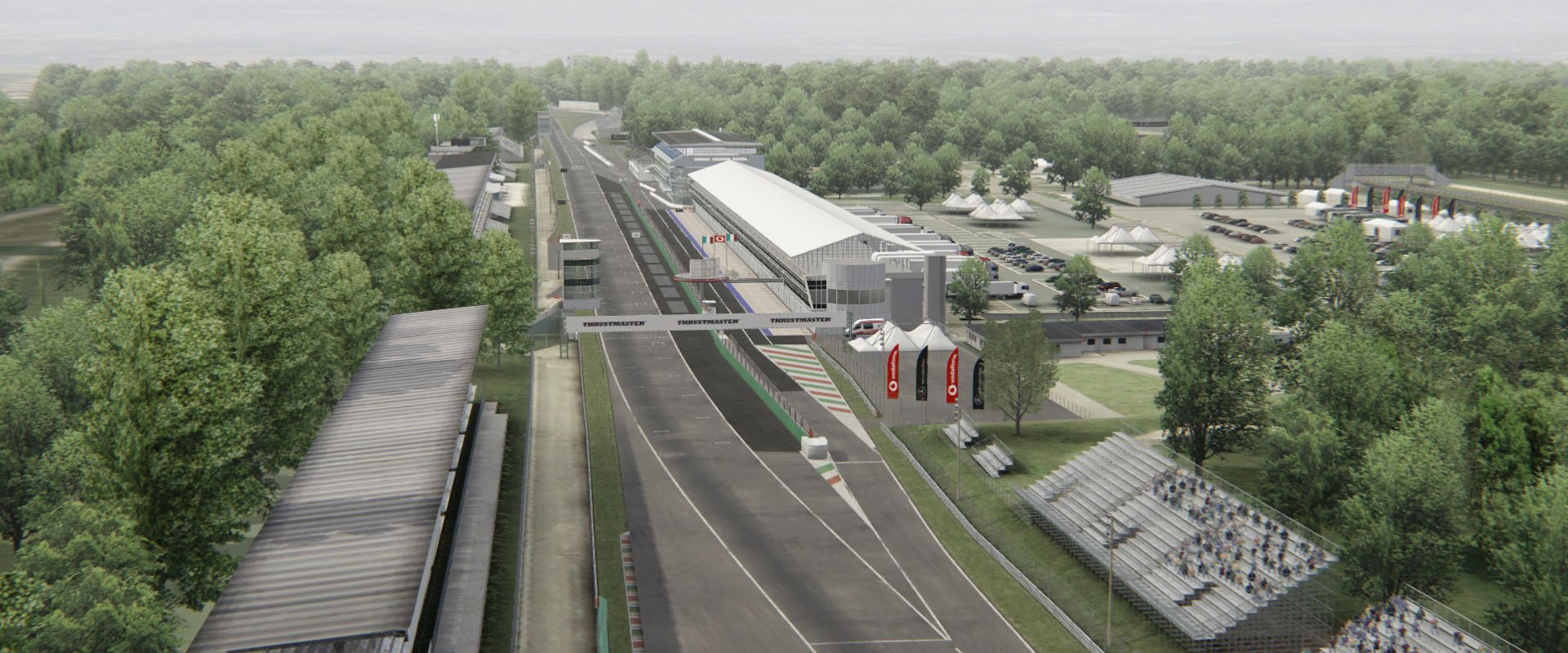 Monza Preview